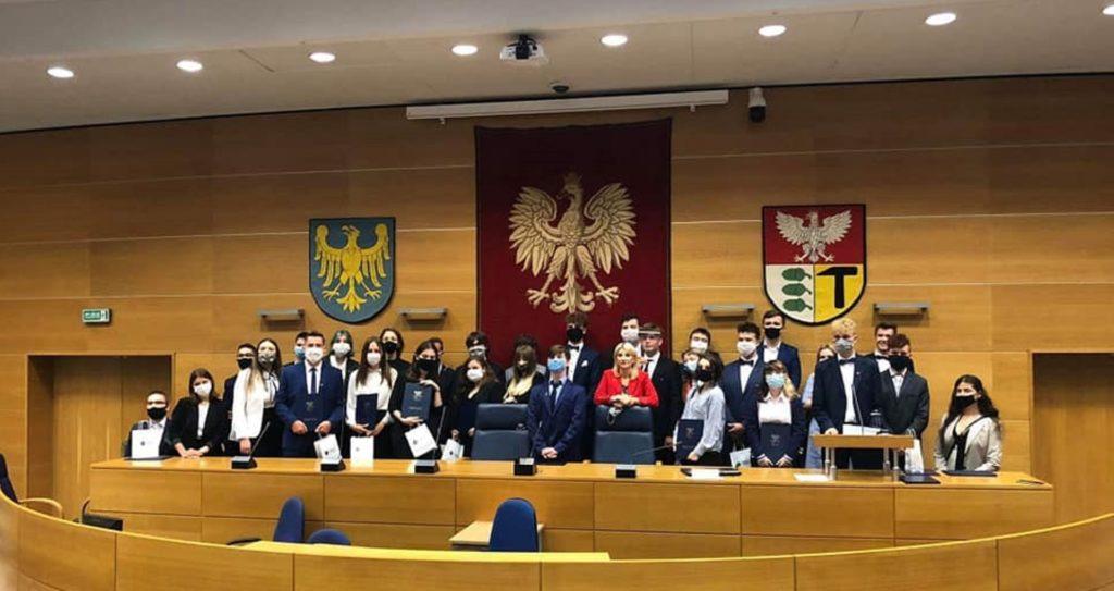Młodzieżowa Rada Miasta - sesja inauguracyjna